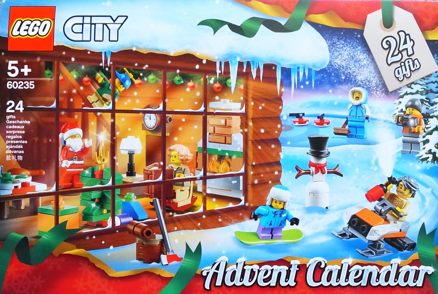 LEGO (レゴ) アドベント カレンダー Advent Calendar