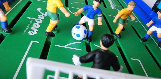 エポック社 サッカー盤