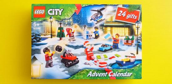 レゴ アドベントカレンダー2020