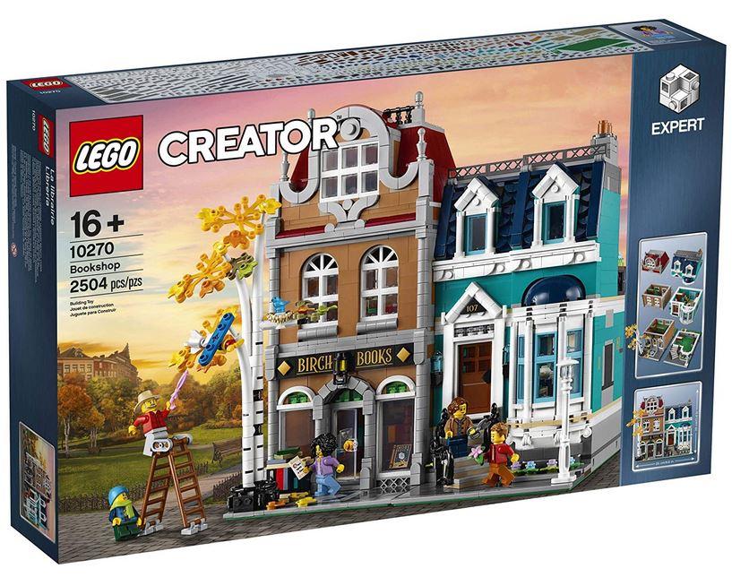 レゴ(LEGO) クリエーター エキスパートモデル 街の本屋 10270