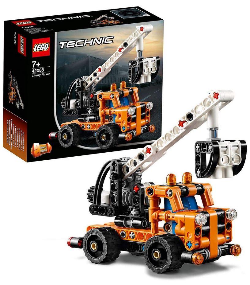 レゴ(LEGO) テクニック 高所作業車 42088