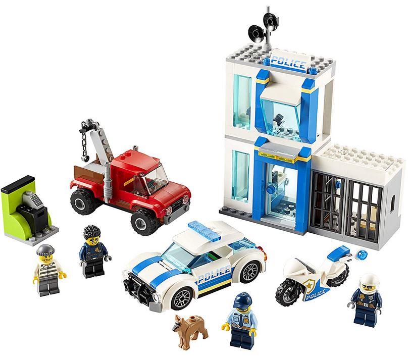 レゴ(LEGO) シティ レゴ シティ ポリス  60270