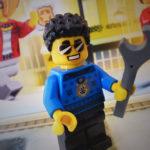 レゴ アドベントカレンダー 2020 ミニフィギュア パンチパーマのお兄さん DUKE デューク
