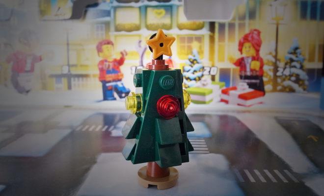 レゴシティ アドベントカレンダー クリスマスツリー