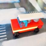 『 レゴ アドベントカレンダー 2020 』は、はしご車