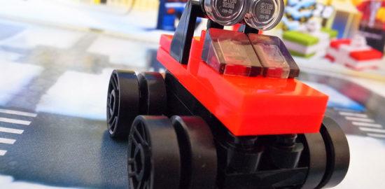 レゴシティ アドベントカレンダー 4WD 車
