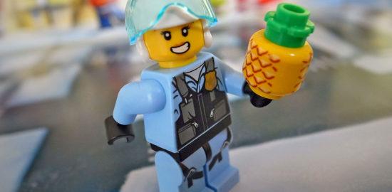 『 レゴ アドベントカレンダー 2020 』はルーキー・パートナー