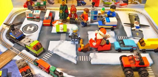 レゴ 間違い探し 脳トレ アドベントカレンダー2020