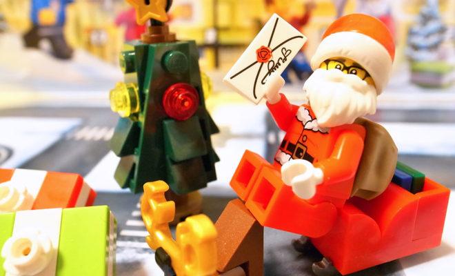 レゴシティ アドベントカレンダー サンタクロース