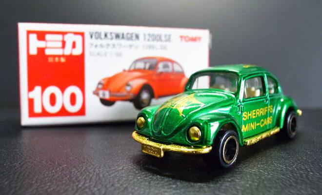 トミカ フォルクスワーゲン 1200LSE 日本製