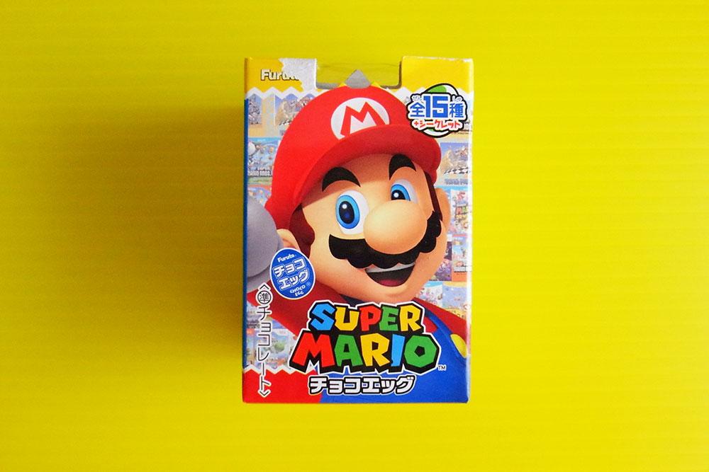 チョコエッグ】スーパーマリオ