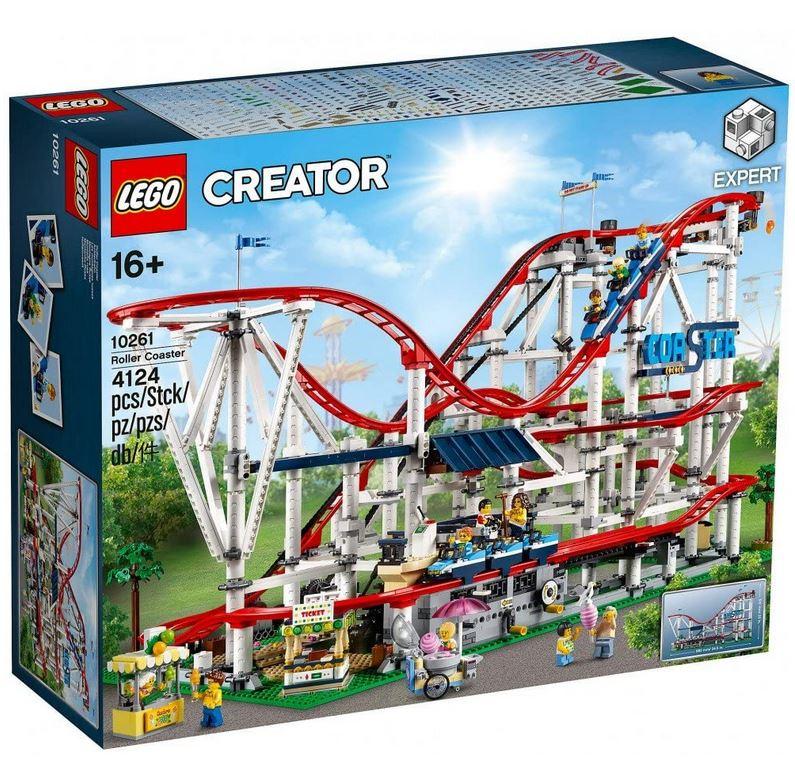 レゴ (LEGO) クリエイター ローラーコースター 10261
