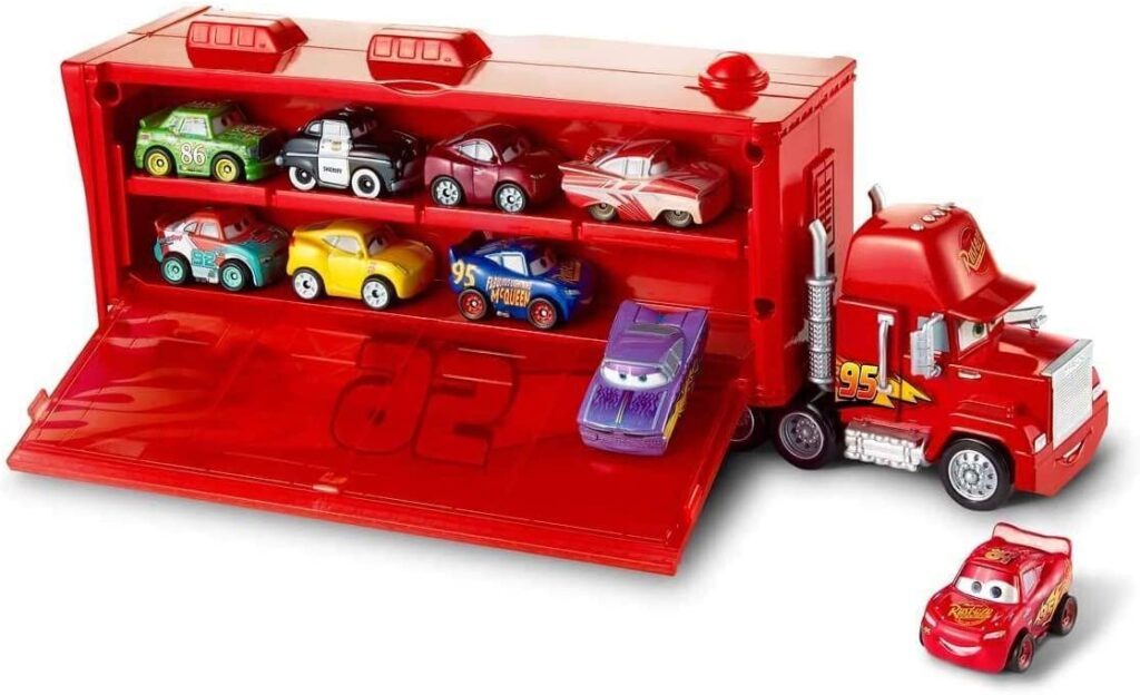 MINI RACERS マック トランスポーター