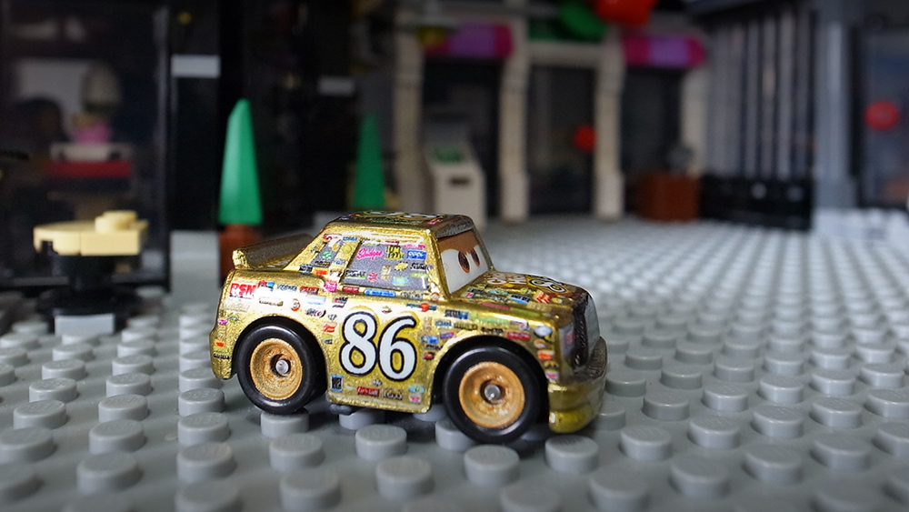 MINI RACERS ゴールデン チックヒックス