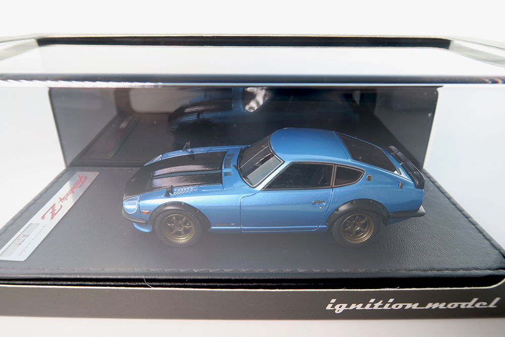 イグニッションモデル ミニカー フェアレディZ S30